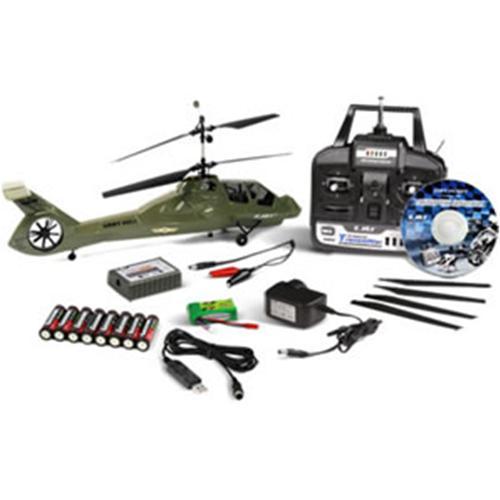 Elicottero Comanche : Importazione e distribuzione hobby modellismo dinamico